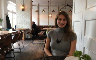 Social Business Lunch mit Karin Heinzl