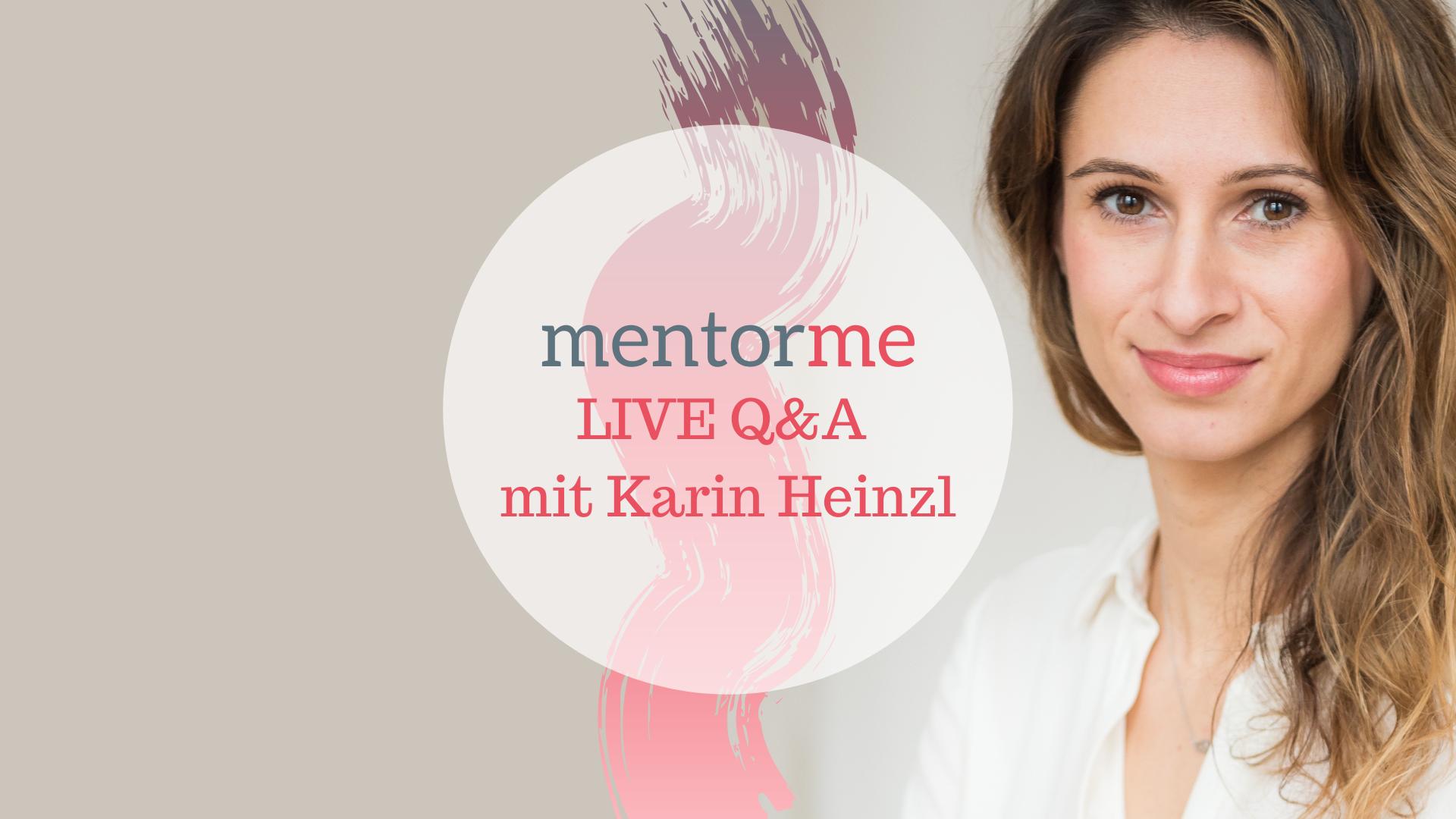 Q&A mit Karin Heinzl
