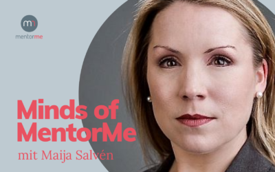 Minds of MentorMe – mit Maija Salvén
