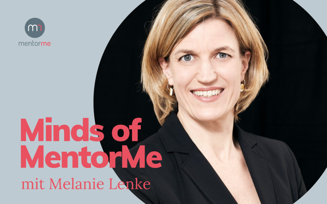 Minds of MentorMe – mit Cornelia Michel
